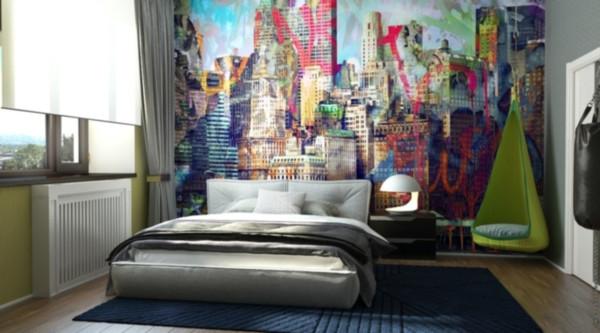 Decoración De Paredes De Dormitorios Para Adolescentes