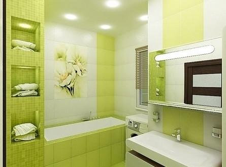 Decoración de baños sencillos y económicos