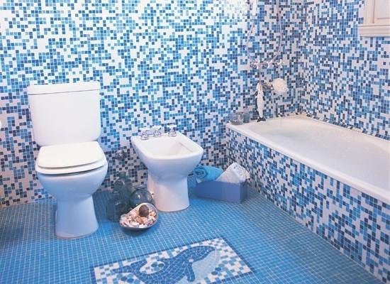 Tipos de revestimientos para baños y pisos - Venecita