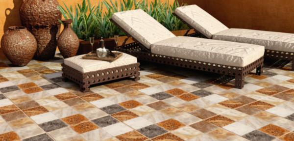 Cerámica piso de exterior antideslizante