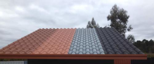 Tipos de tejas