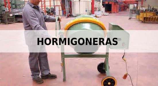 hormigoneras