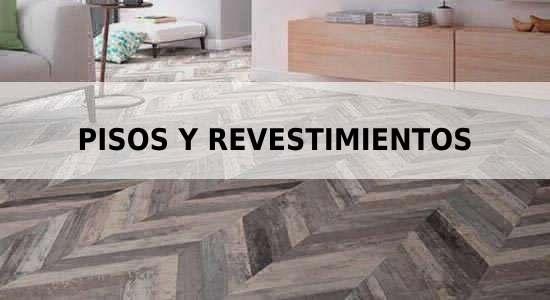 pisos y revestimientos
